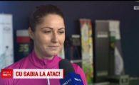 "Singura romanca de la sabie e legitimata la Dinamo, dar tine cu Steaua: ""Imi plac Gnohere si Budescu!"""