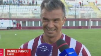 Dinamo - Steaua s-a mutat in Liga 4: dinamovistii i-au incurcat pe rivali! GESTUL facut de Daniel Pancu dupa finalul meciului: propunere inedita pentru stelisti inaintea derby-ului cu Rapid