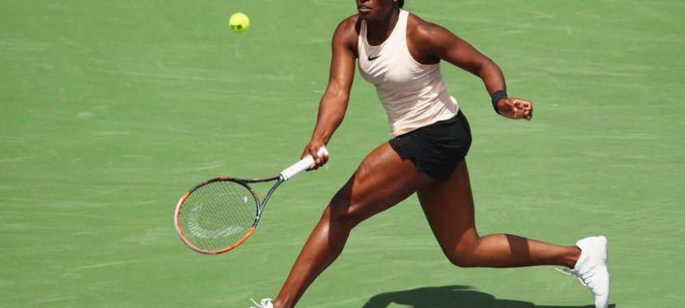 Ce onoare! Sloane Stephens, castigatoarea US Open, declaratie superba la adresa Monicai Niculescu dupa ce s-a calificat in semifinale la Miami