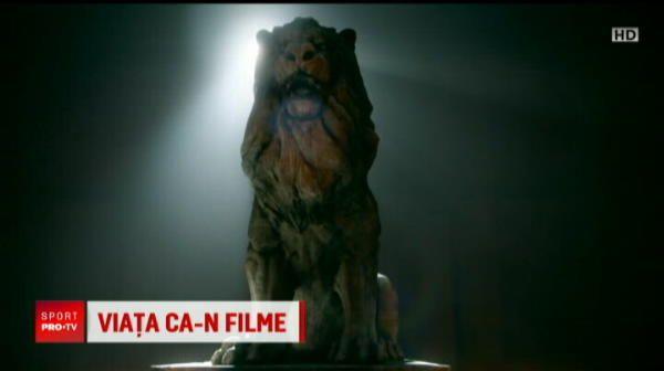 "Starul Ibrahimovic! Zlatan si-a inceput cariera de actor: ultima reclama filmata de ""Leu"" :)"