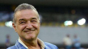 Steaua poate da LOVITURA ANULUI: Roma l-a vazut in meciul cu Suedia si il vrea din vara! Reactia lui Becali la oferta de 10 MILIOANE a italienilor
