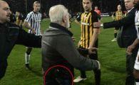 PAOK a scapat de retrogradare, dar isi ia ADIO de la titlu! Decizia anuntata dupa ce patronul echipei a intrat pe teren cu pistolul: 3 ani NU mai poate intra pe stadion