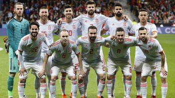 Spania spera sa dea o noua lovitura la Mondial! Ce prime vor avea Ramos, Pique sau Iniesta daca ridica trofeul