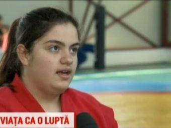 """IMPRESIONANT   A fost abandonata de parinti, acum a pierdut numarul medaliilor! Povestea de viata a campioanei de 14 ani: """"Adevarul e ca e obositor!"""""""