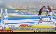 "JOSHUA vs. PARKER, sambata la PRO TV // Ce pariaza campionii mondiali Leu si Doroftei pe acest meci: ""KO in runda a 6-a!"""