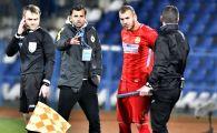 """Dezvaluirea lui Dica, dupa episodul Cluj: """"L-am luat separat pe Alibec si am discutat sincer"""". Ce s-a intamplat dupa gestul nervos al atacantului"""