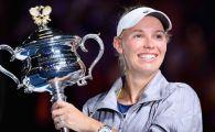 Caroline Wozniacki i-a luat fata Simonei Halep: A fost inclusa de Forbes in topul celor mai PUTERNICE femei din lume!