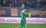 Vlad a revenit devastat la Steaua, dupa ratarea calificarii cu Romania U19 la EURO. Ce i-a spus Dica