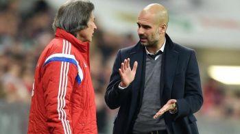 "Dezvaluiri socante la Bayern in ERA Guardiola! ""Pep ma presa mereu, dar eram mai mare decat el oricum"""