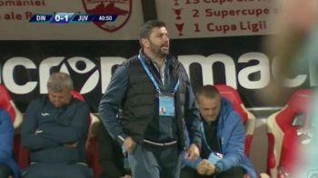 Imaginea care face azi inconjurul Europei! A ADORMIT pe banca in timpul meciului cu Dinamo. Plictiseala MAXIMA la dezastrul cu Juventus