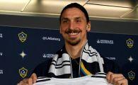 """M-am nascut batran si voi muri tanar!"" Prima aroganta a lui Zlatan in America dupa ce a fost prezentat oficial la LA Galaxy"