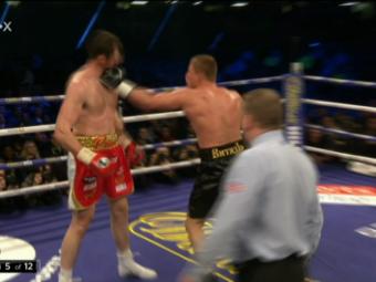 Ce nebunie de KO! Povetkin si-a DISTRUS adversarul cu o lovitura devastatoare! Medicii au intervenit de urgenta! VIDEO