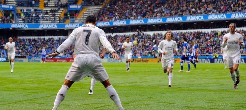 Cele mai multe penalty-uri din ultimii 10 ani! Real Madrid BATE TOT la 11 metri! Cate penalty-uri au primit