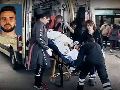 Fostul jucator al CFR-ului se lupta sa traiasca dupa ce a cazut de la etajul 3 al hotelului. Anunt cutramurator in aceasta dimineata. In ce stare e acum