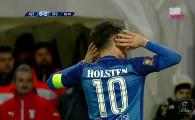 """""""Vrem locul 3!"""" Reactia lui Ianis Hagi dupa ce a marcat din nou pentru Viitorul! Ce a spus despre oferta de la Lyon"""