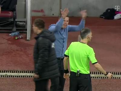 GESTUL incredibil al lui Stoican dupa golul FABULOS al lui Budescu! Andrei Cristea a crezut ca SCOATE echipa de pe teren! Ce s-a intamplat