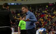 """Stoican, FURIOS pe arbitru dupa infrangerea cu FCSB: """"Nu-mi mai gasesc cuvintele! Jucam de la egal la egal cu oricine!"""""""