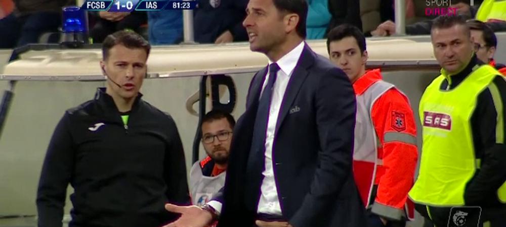 """""""Daca era 3-0 in minutul 30, nu se supara nimeni!"""" Raspuns ACID al lui Dica pentru Cioinac! Ce a spus despre jocul lui Alibec si meciul cu Craiova"""