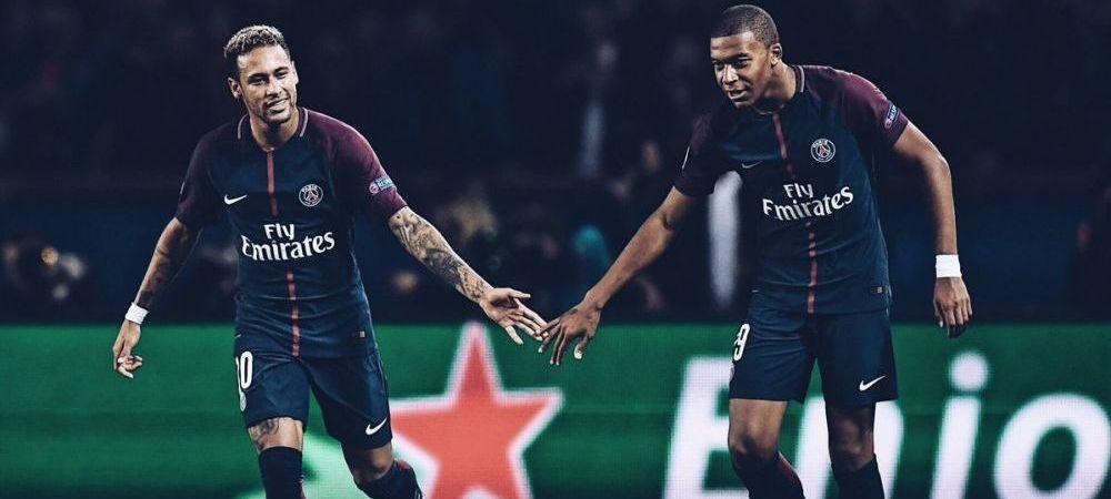 """Mbappe l-a dat de gol pe Neymar: """"Mi-a dat mesaj si mi-a spus!"""" Unde va juca starul brazilian din sezonul viitor"""