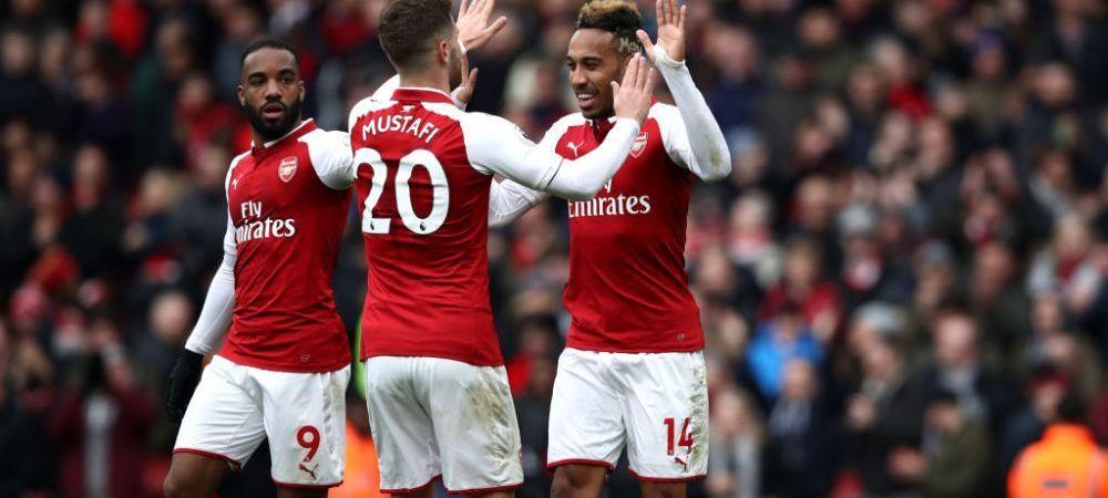Mai tare ca Henry? Performanta ULUITOARE stabilita de jucatorul 64 de milioane de euro al lui Arsenal! Ce start exploziv a reusit