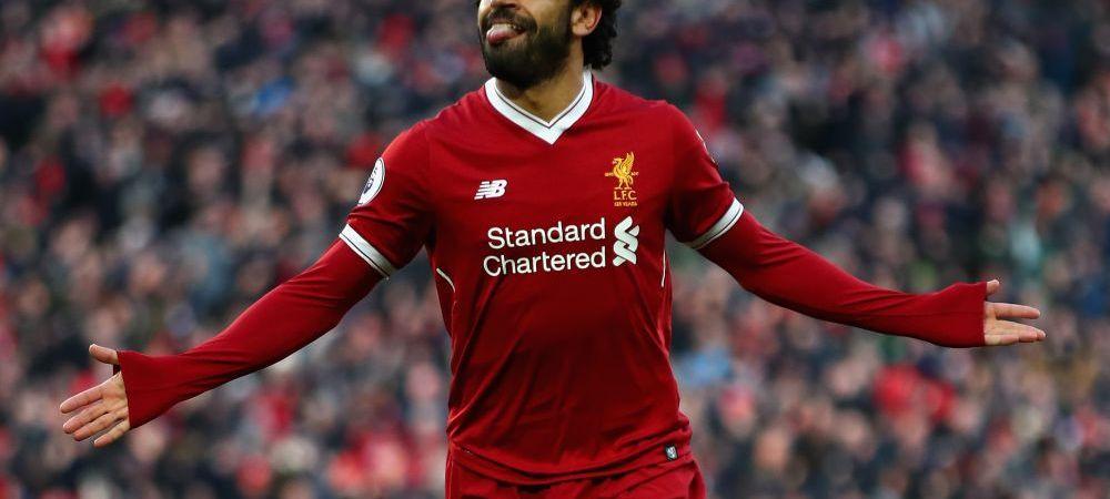 Faraonul Salah, stapan peste topul pentru Gheata de Aur! Cate goluri are acum peste Messi si cum arata podiumul