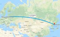 Cea mai lunga deplasare din fotbalul mondial! Echipa care a zburat 10.300 de kilometri, de pe un continent pe altul. Meciul s-a terminat 0-0 :)