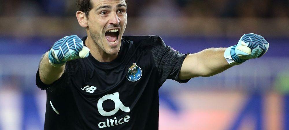San Iker, la meciul 1.000! Un singur jucator spaniol are mai multe meciuri in cariera si i-a fost coleg la Real