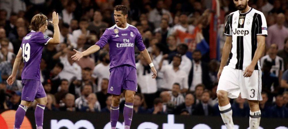 """Juventus - Real Madrid, AZI LA PROTV! Duelul TITANILOR din sferturi: """"galacticii"""" au castigat ultimele 2 finale de Champions League, italienii i-au eliminat in ultimele 4 'duble'"""