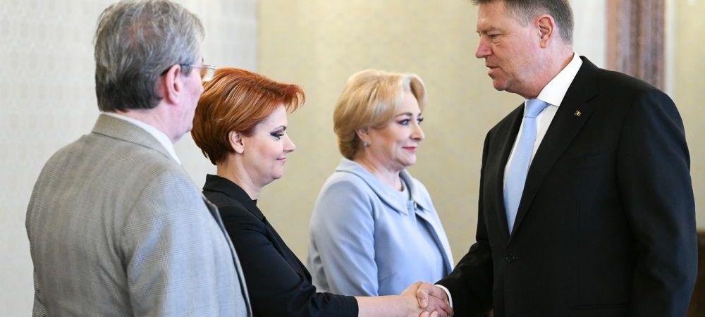 BREAKING NEWS. Klaus Iohannis a atenţionat Guvernul. Mesajul transmis despre salarii
