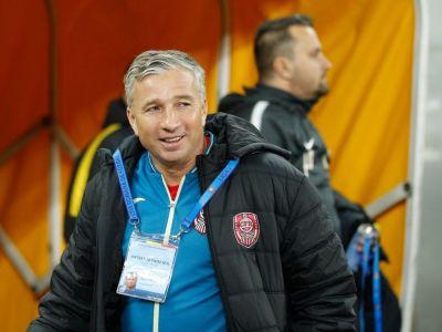 Ii pregatesc plecarea? :) CFR Cluj a anuntat azi ca i-a prelungit contractul lui Dan Petrescu