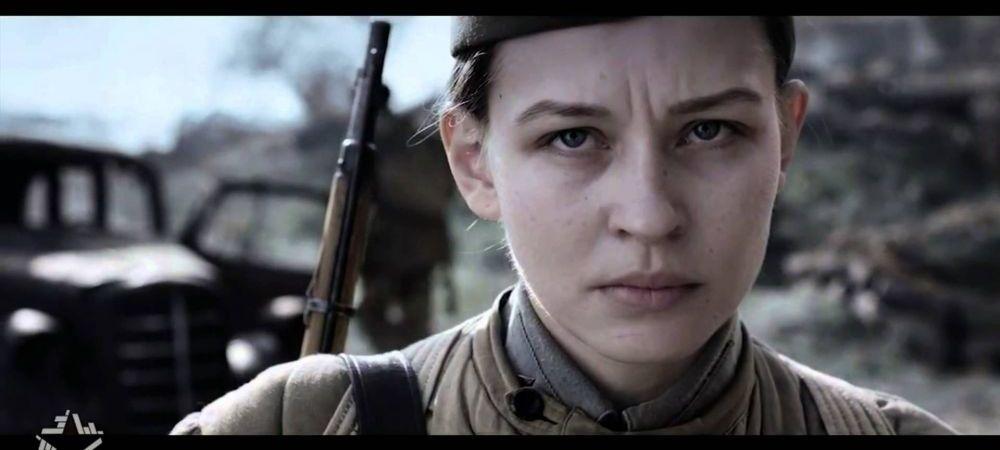 "I s-a spus ""Doamna Moarte"" si l-a exasperat pe Hitler de una singura! Cum ii ucidea soldatii"