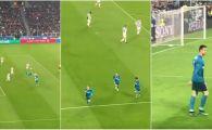 Imaginile fabuloase care nu s-au vazut la TV! Cum a aratat golul lui Cristiano filmat dintre fanii lui Juventus si cum au reactionat acestia