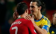 Tipic Ibrahimovic :)) Cuvintele suedezului dupa mega executia lui Ronaldo din meciul cu Juventus