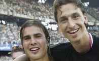 Mutu i-a dat mesaj lui Ibrahimovic dupa golul fabulos marcat la debutul in MLS! Ce i-a scris prietenului sau