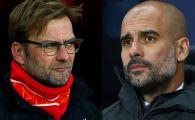 Liverpool - Manchester City, 21:45 | Klopp e mai bun decat Pep in meciurile directe! Marele absent pentru City