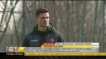 Ce se intampla cu Torje, dupa ce a fost scos din lot pentru meciul de la Botosani! Decizia luata de Dinamo