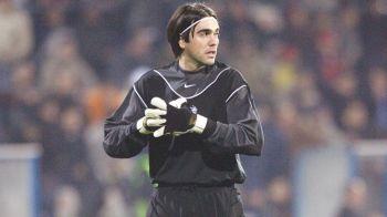 Iti amintesti de Andrey, portarul adus de Mihai Stoica la Steaua? Inca joaca fotbal si a semnat recent un contract! Unde evolueaza