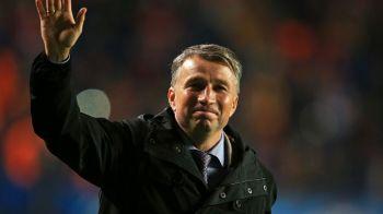 Surpriza! Dan Petrescu a confirmat ca ajunge pe Stamford Bridge cu 24 de ore inainte sa se dea titlul in Romania