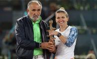 """Tiriac a pierdut un pariu cu Simona Halep si trebuie sa-i faca un cadou total neasteptat. Cu ce ii este si ea datoare: """"Facem pariuri din cand in cand"""""""