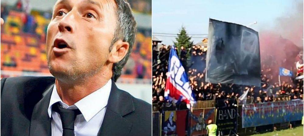"""""""CSA Steaua e o gluma! Si eu pot sa joc in Liga a 4-a"""". Mihai Stoica a izbucnit la adresa Stelei Armatei si a contestatarilor"""
