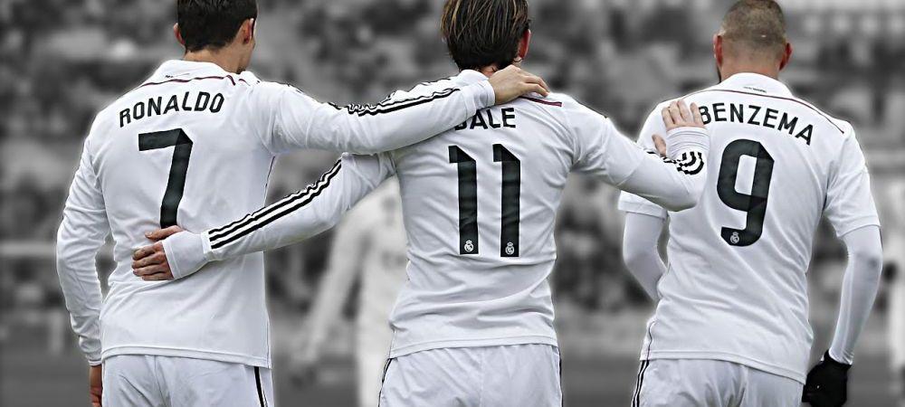 Se destrama trio-ul BBC! Real Madrid a acceptat o oferta din China: super-jucatorul care pleaca la finalul sezonului