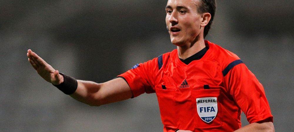 Omul nostru din Cehia a arbitrat la Arsenal - TSKA Moscova! Cine e Petr Ardeleanu, arbitrul roman care reprezinta Cehia