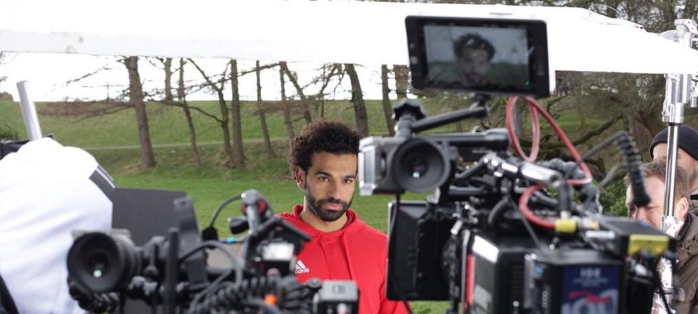 """""""Spuneti NU drogurilor!"""" Campania FABULOASA antidrog in care Salah a fost implicat. Retelele de socializare au EXPLODAT"""
