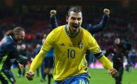 Visul de a juca pentru Suedia la Mondial este compromis! Decizia care i-a SPULBERAT toate sperantele lui Zlatan: anuntul facut de FIFA