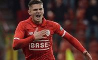 """""""Nu e doar un zvon!"""" Belgienii anunta transferul urias al lui Razvan Marin la o campioana a Europei"""