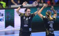 FA-BU-LOS! FANTASTIC! Masinaria de goluri CSM Bucuresti o pulverizeaza pe Metz cu 34-21 si e cu un pas in Final Four-ul Ligii Campionilor