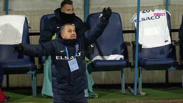 Botosani 1-0 Voluntari! Prima victorie dupa 10 meciuri, primul gol in play-out pentru echipa lui Enache
