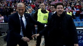 Real Madrid 1-1 Atletico Madrid   Gol spectaculos pentru Ronaldo, egalare rapida a lui Griezmann