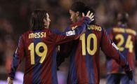 Ziua in care Messi l-a facut uitat pana si pe Ronaldinho! Recordul stabilit aseara, dupa 3-1 cu Leganes. Leo Messi l-a egalat si pe Salah in topul golgheterilor
