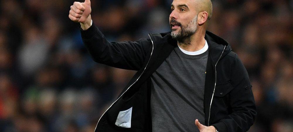 Singura veste buna dintr-o saptamana de COSMAR: Guardiola devine cel mai bine platit antrenor din lume! Semneaza pana in 2020